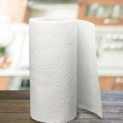 2 Layers Kitchen Paper Oil Absorbing Paper Cooking Paper Towel 1 Roll