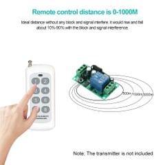 1000m Long Range Distance High Power 8CH Wireless Remote