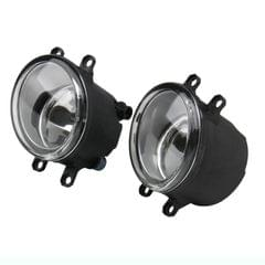 A Pair Fog Light Lamp Replacement for Toyota Camry Corolla