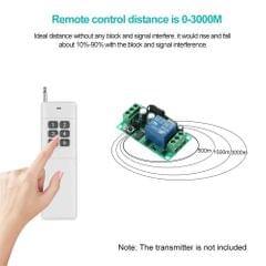 3000m Long Range Distance High Power 1CH Portable Remote