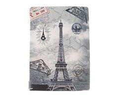 SMART THIN FOLIO STAND LEATHER CASE SMART COVER FOR LENOVO TAB4 10 PLUS RETRO TOWER