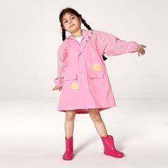 Siamese Children Raincoat Hooded Raincoat