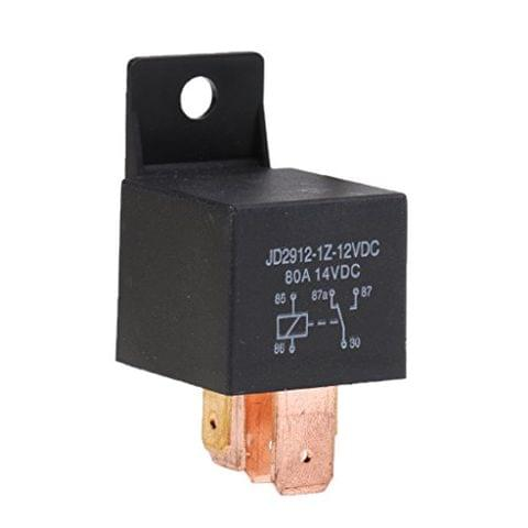 12V 5 PIN Car Truck Automotive 80 AMP SPDT Change Over Relay With Bracket