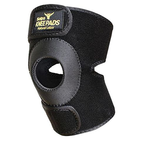 Generic Cycling Running Hiking Kneecap Brace Support Kneepad Sports Safety Support