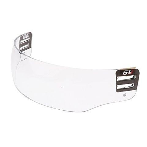 CE Approval Anti-Fog Vented-Cut Anti-Scratch Coating Ice Hockey Visor Shield
