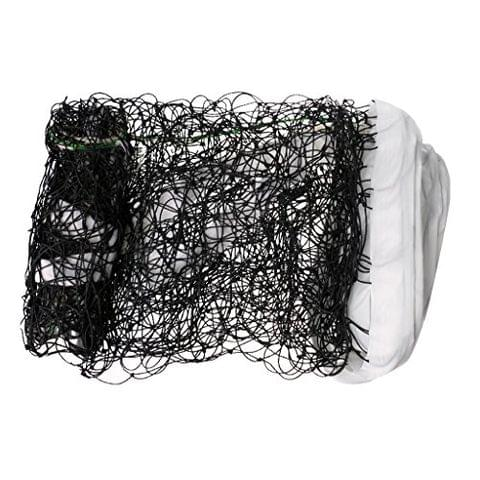 Portable Standard Official Size Volleyball Net Outdoor Indoor Beach Mesh for Training with Storage Bag