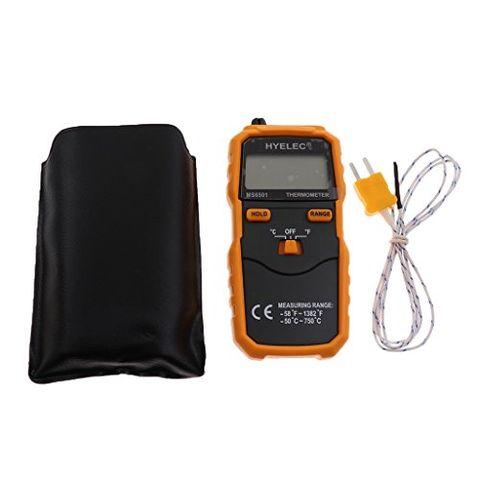1pc Digital Thermometer Thermocouple Sensor K-Type Sensor Probe 2000 Counts