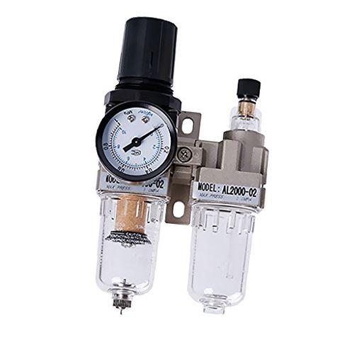 AC2010-02 Air Filter Regulator Oil Water Separator Trap Filter Airbrush
