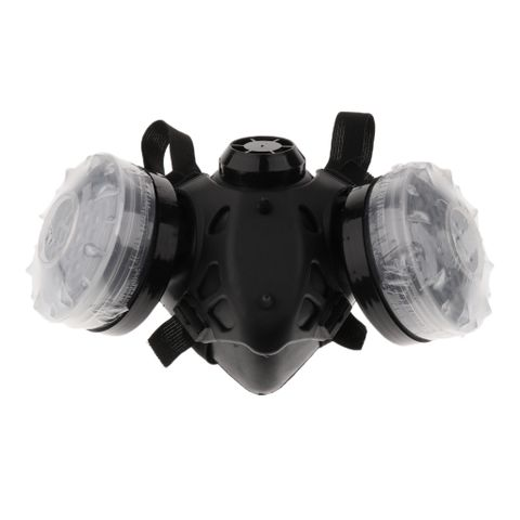 Anti-Dust Respirator Mask for Welder Welding Paint Activated Carbon Gas Mask
