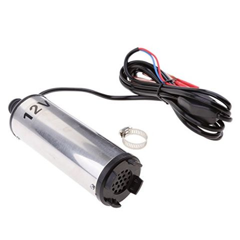 Stainless Steel Electric Submersible Pump 12V / 24V Diesel Submersible Pump