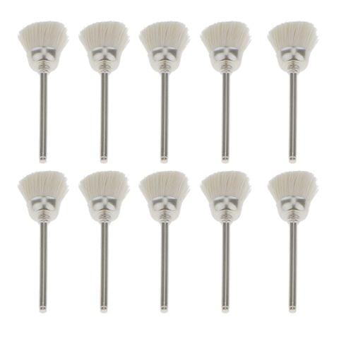 10Pcs Polishing Buffing Brush Wool Polishing Jewelry Polishing Tool 3*13mm