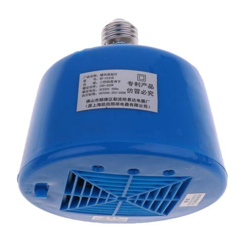 220V Pet Poultry Breeding Heat Lamp Bulb Infrared Heater Chicken Duck