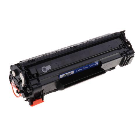 Black CB435X Toner Cartridge High Yield A4 Paper 2000Pcs for HP LaserJet Pro