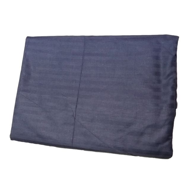 Home Bedroom Bedding Set Bed Fitted Sheet + Pillowcase + Quilt Cover FIT FOR 1.2M Size Bed Dark Blue