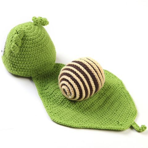 New Baby Boy Girl Crochet Beanie Costume Outfit Set Hat 0-3 Months Photo Props_63000143