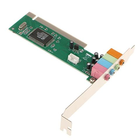 Main Board PCI 8738 Built-in Sound Card 5.1 Channel PCI Surround Sound Card