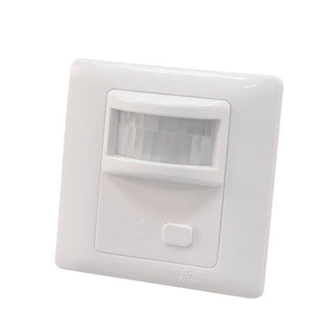360° LED Infrared PIR Motion Sensor Detector Air Exhaust Fan Controller Light Lamp Switch 8m for Corridor Toilet Basement