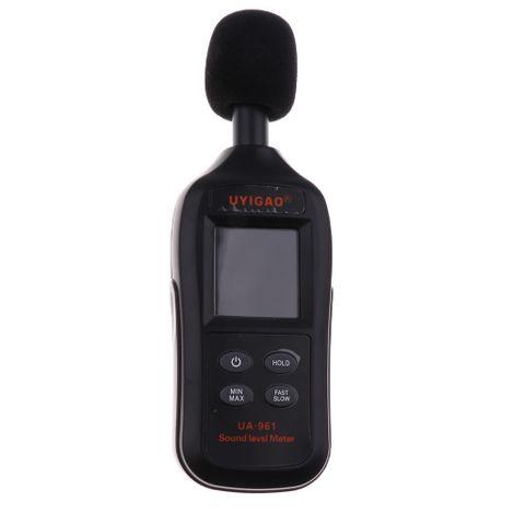 Range from 35-135dB Portable Digital Sound Level Noise Decibel DB Monitor Meter Tester 144x56x30.5mm