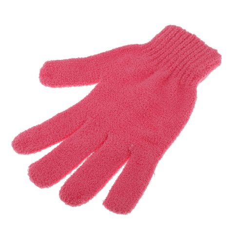 Women Cotton Red Hair Dry Glove Magic Bath Shower Hair Quick Drying Towel - Super Water-absorbent / Soft / Comfortable