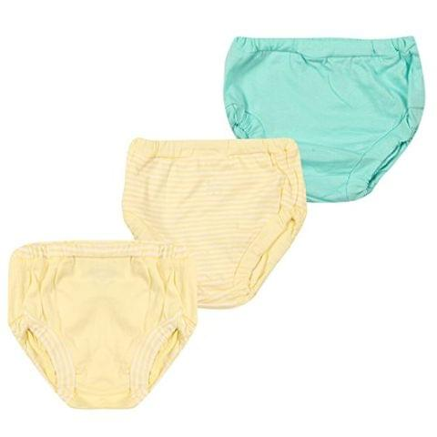 Ohms Baby Girl Panties