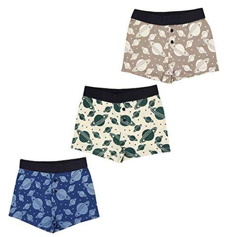 Charm n Cherish Kids Cotton Boxers (Pack of 3)(Multicolor_BW009)