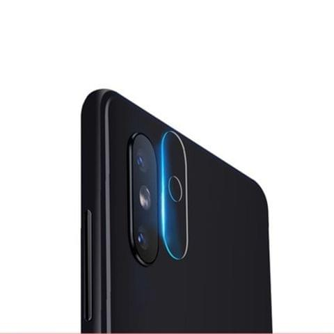 Buy 0.2mm 9H 2.5D Rear Camera Lens Tempered Glass Film for Xiaomi Mi 6X / A2