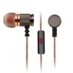 KZ EDR1 3.5mm Rear Mesh Design In-Ear Style Wire Control Earphone