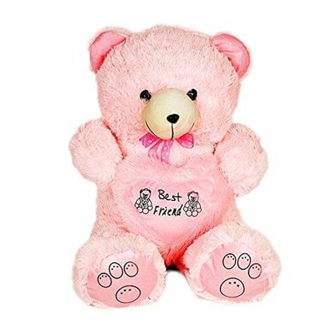 Pink Soft Teddy Bear 60 cm