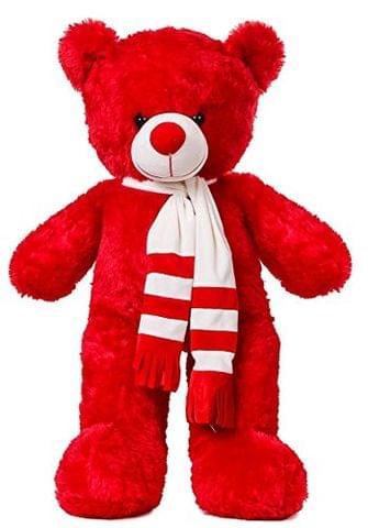 Red Color teddy Bear 80 Cm
