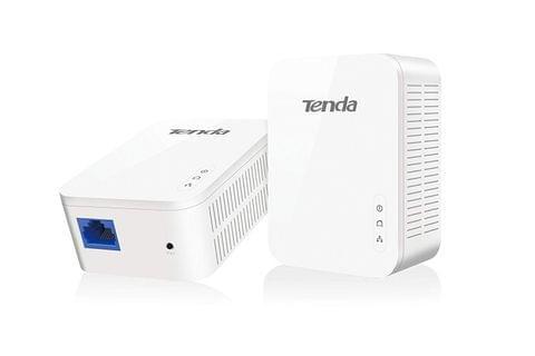 Tenda PH3 1000Mbps PLC Powerline Network Adapter KIT Gigabit Power line Adapter Ethernet Homeplug