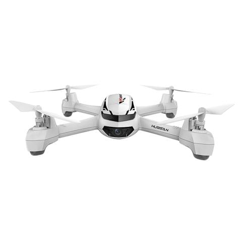 Hubsan H502S 5.8GHz Headless Altitude Mode 8CH RC Quadcopter with 720P HD Camera(White)