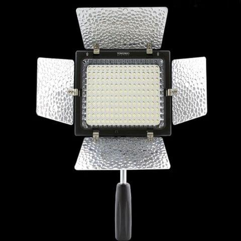 YONGNUO YN-160 II LED Video Light with Luminance Remote Control for Canon Nikon DSLR Camera