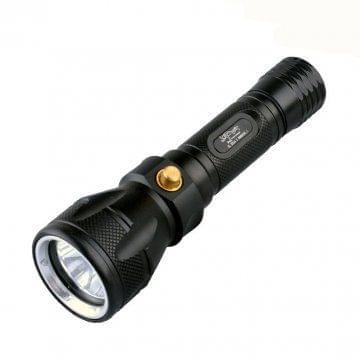 L2 Waterproof High Beam LED Diving Flashlight