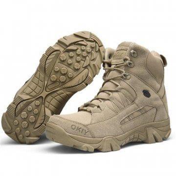Sandcolor Size 41 Men Shoes