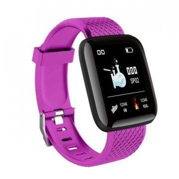 Waterproof SmartWatch Purple