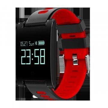 DM68 PLUS Health Tracker Smart Bracelet Red