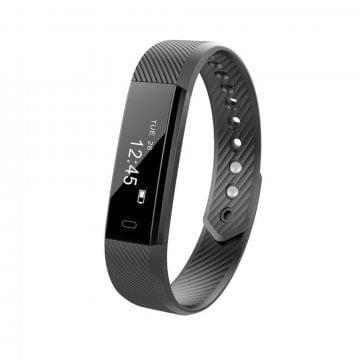 34% OFF115 Sports Smart Watch Black
