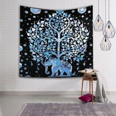 Bohemian Style Printing Home Tapestry Wall Hangings Beach Towel Beach Mat, Size: 150*130cm