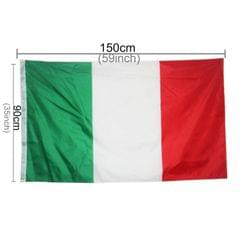 Polyester Material the Italian National Flag, Size: 150*90cm