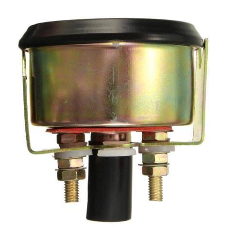 Eassycart 12V Voltage Gauge Car Revolution Meter Voltage Manometer Universal