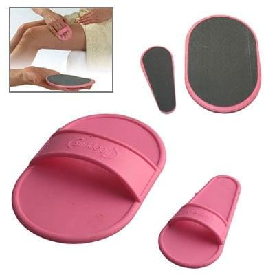 Smooth Legs (All Natural Hair Removal and Exfoliator)(Pink)