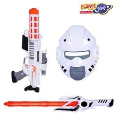 Planet of Toys 009031 Space Weapon Set