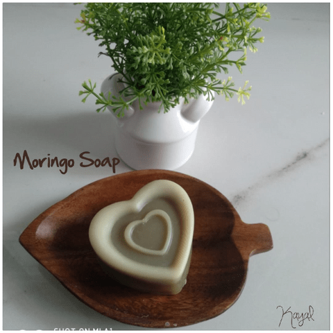 KAYAI-Natural homemade Moringa Soap