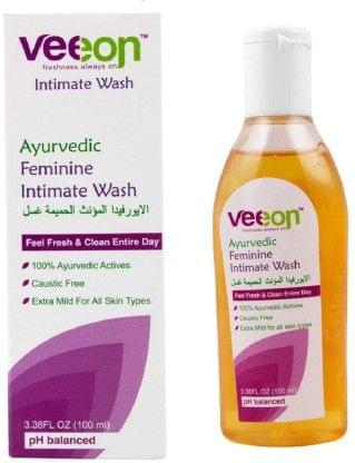 Veeon Ayurvedic Intimate Wash 100ML