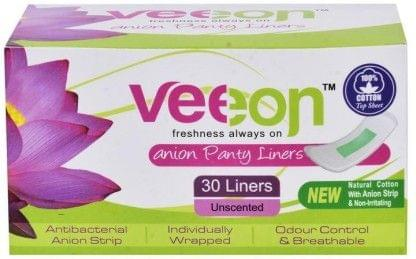 VEEON PANTYLINER 30S Pantyliner��(Pack of 30)