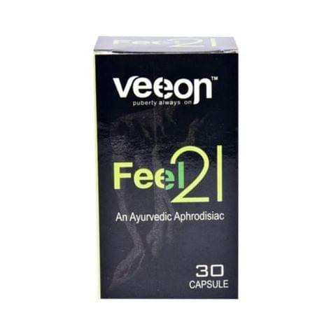 Veeon Feel 21 Capsules