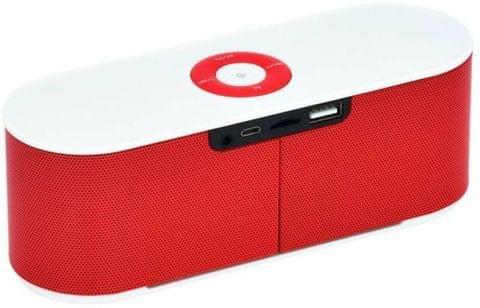 Konarrk S207 Bluetooth Speaker (RED-WHITE)