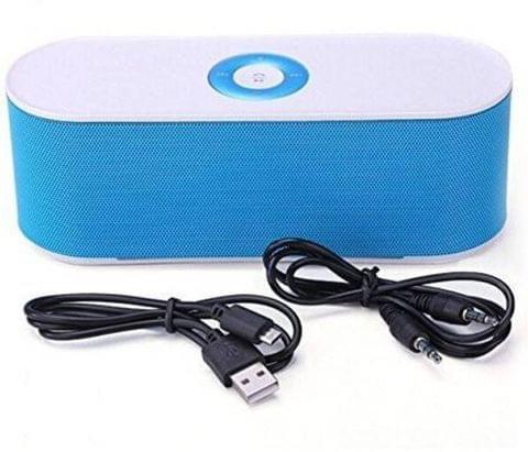 Konarrk S207 Bluetooth Speaker (BLUE-WHITE)