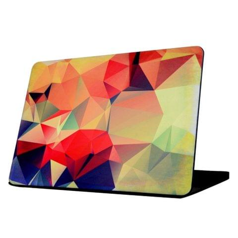 For 2016 New MacBook Pro 13.3 inch (A1708) & with Touchbar (A1706) Colorful Origami Pattern Laptop Water Decals PC Protective Case