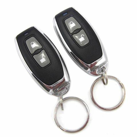 Auto Alarm Remote Central Door Locking Vehicle Keyless Entry System With Remote Controls Car Security Kit 12V M616-8110
